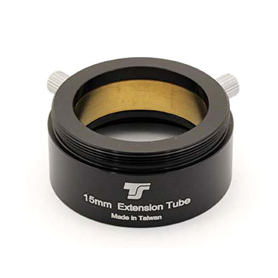 "T2 to 1.25"" Clamp / 15mm Extension"