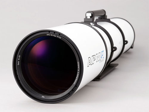 "APM Telescopes 152 F8 Doublet APO Refractor with 2.5"" Focuser"