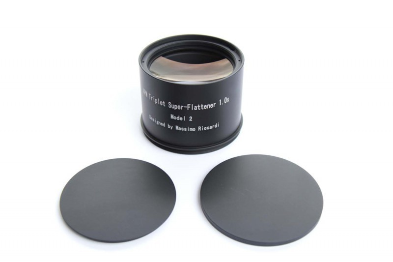 Apm Model 2 Field Flattener For F8 F9 Refractors
