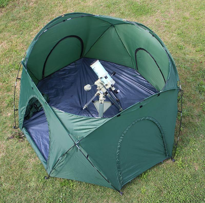 How to Assemble a Tent photo