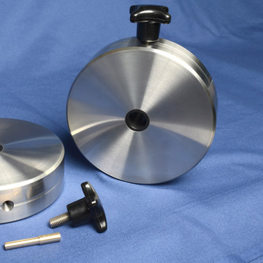 5.5kg Stainless Steel Counterweight for 20mm Shafts
