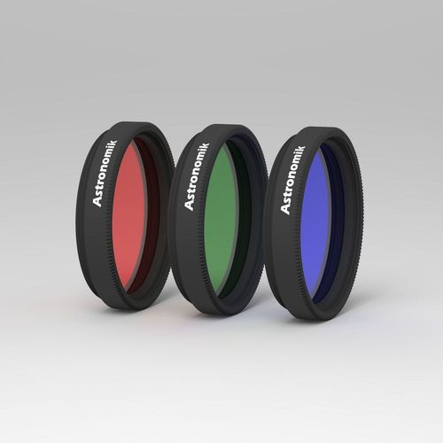 "Astronomik 1.25"" Deep Sky RGB Filter Set"