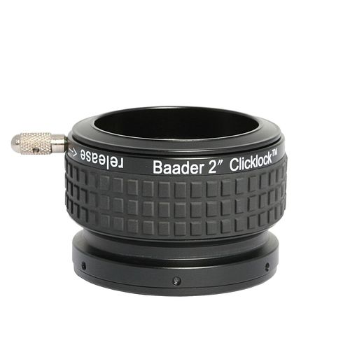 "Baader Planetarium Large SC (3.25"" UNC) to 2"" Clickstop for Celestron 9.25-14"""