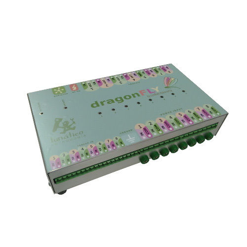Lunatico Dragonfly Logic / Power Controller with DIN Rail Mount