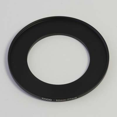 77mm to 52mm Stepping RIng