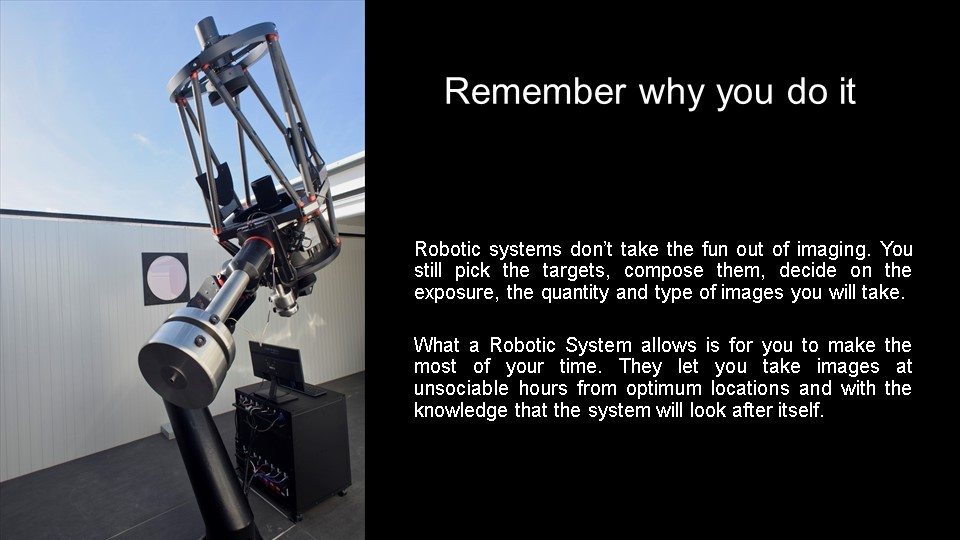 Robotic Telescopes 24