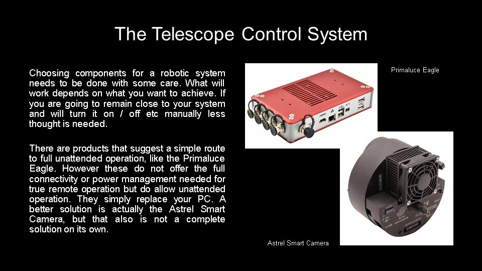 Robotic Telescopes 5